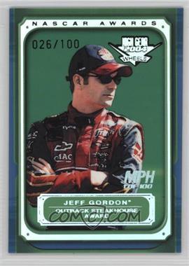 2004 Wheels High Gear - [Base] - MPH #52 - Jeff Gordon /100