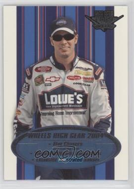 2004 Wheels High Gear - [Base] #72 - Jimmie Johnson