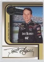 Dave Blaney #/50