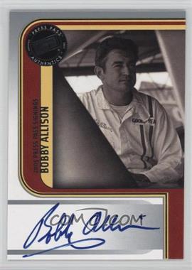 2005 Press Pass - Signings #COAL - Bobby Allison