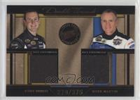 Kurt Busch, Mark Martin #/375