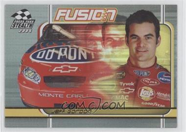 2005 Press Pass Stealth - Fusion #FU 1 - Jeff Gordon