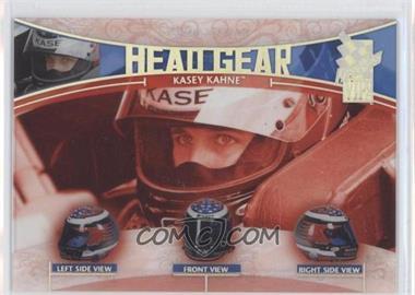 2005 Press Pass VIP - Head Gear - Transparent #HG 5 - Kasey Kahne