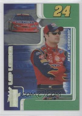 2005 Press Pass VIP - Lap Leader - Transparent #LL 7 - Jeff Gordon
