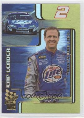 2005 Press Pass VIP - Lap Leader #LL 9 - Rusty Wallace