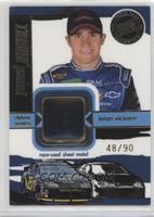 Brian Vickers [Noted] #/90