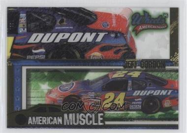 2005 Wheels American Thunder - American Muscle #AM 4 - Jeff Gordon