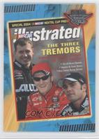 Ryan Newman, Dale Earnhardt Jr., Jimmie Johnson
