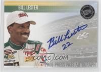 Bill Lester