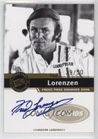 Fred Lorenzen /50