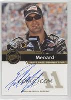 Paul Menard #/50