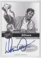 Donnie Allison /100