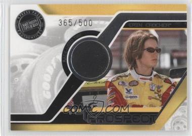 2006 Press Pass - Top Prospect Race-Used - Tire Silver #EC-T - Erin Crocker /500