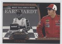 Dale Earnhardt, Dale Earnhardt Jr. /999