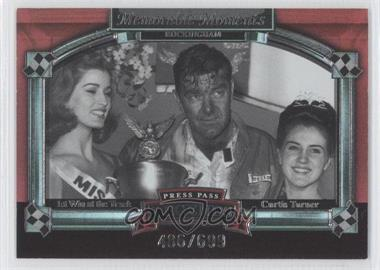 2006 Press Pass Legends - Memorable Moments #MM 13 - Curtis Turner /699