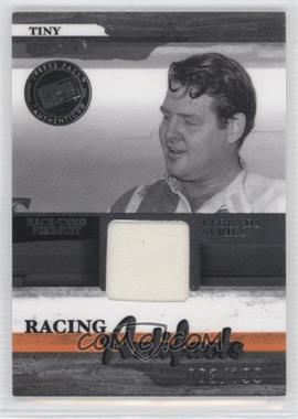 2006 Press Pass Legends - Racing Artifacts Firesuit - Silver #TL-F - Tiny Lund /199