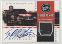Juan Pablo Montoya [Noted]