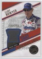 Clint Bowyer #/250