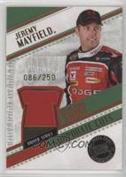 Jeremy Mayfield /250
