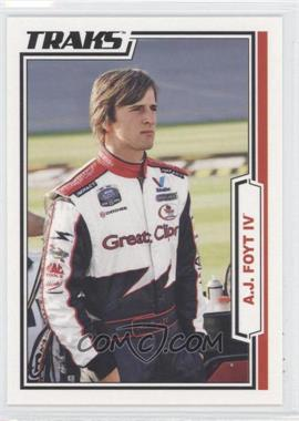 2006 Press Pass Traks - [Base] #55 - A.J. Foyt IV