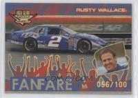 Rusty Wallace /100