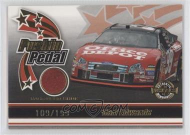 2006 Wheels High Gear - Pushin Pedal Race-Used Shoe #PP 12 - Carl Edwards /199