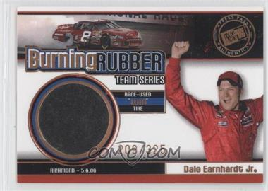 2007 Press Pass - Burning Rubber Race-Used Tire Team Series #BRT 7 - Dale Earnhardt Jr. /325