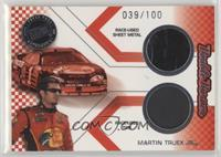 Martin Truex Jr. [Noted] #/100