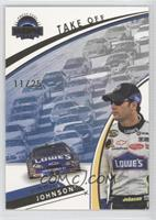 Jimmie Johnson #/25