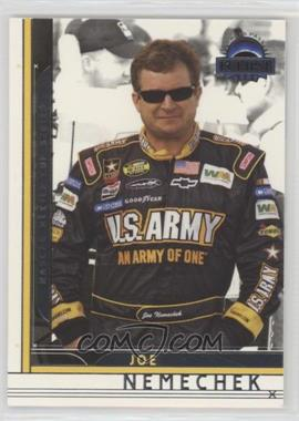 2007 Press Pass Eclipse - [Base] #25 - Joe Nemechek