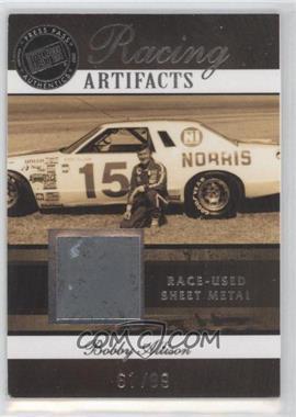 2007 Press Pass Legends - [???] #BA-S - Bobby Allison /99