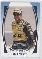 Matt Kenseth /999