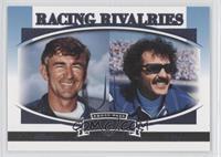 Racing Rivalries - Richard Petty, Bobby Allison #/999