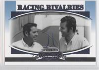 Racing Rivalries - Richard Petty, David Pearson #/999