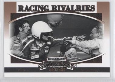 2007 Press Pass Legends - [Base] - Bronze #Z-64 - Bobby Allison, Cale Yarborough /599