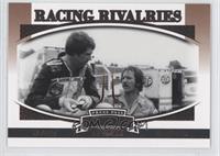 Dale Earnhardt, Darrell Waltrip #/599
