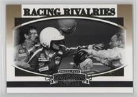 Racing Rivalries - Davey Allison, Cale Yarborough /249