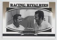 Racing Rivalries - David Pearson, Richard Petty #/249