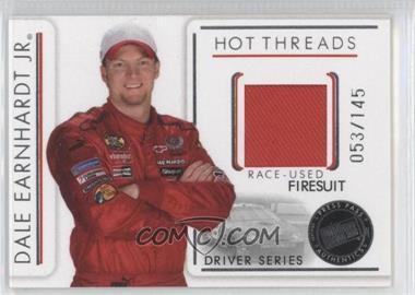 2007 Press Pass Premium - Hot Threads Drivers #HTD 11 - Dale Earnhardt Jr. /145