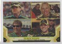 Joe Nemechek, Sterling Marlin, Mark Martin, Regan Smith /99