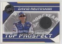 David Reutimann [Noted] #/250