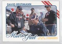 David Reutimann #/50