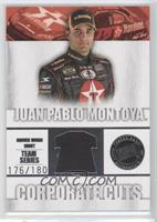 Juan Pablo Montoya /180