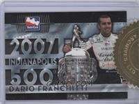 Dario Franchitti /500