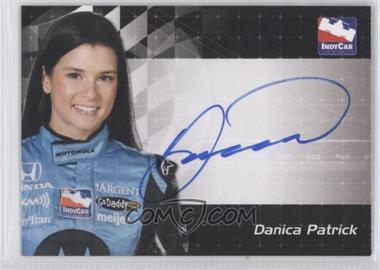 2007 Rittenhouse Indy Car Series - Autographs #DAPA - Danica Patrick