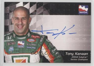2007 Rittenhouse Indy Car Series - Autographs #TOKA - Tony Kanaan