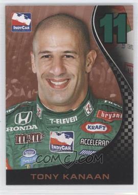 2007 Rittenhouse Indy Car Series - [Base] #7 - Tony Kanaan