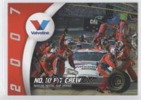 No. 10 Pit Crew