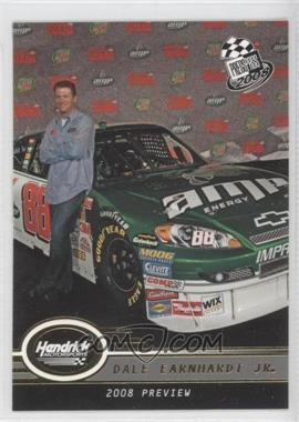 2008 Press Pass - [Base] - Gold #G104 - Dale Earnhardt Jr.