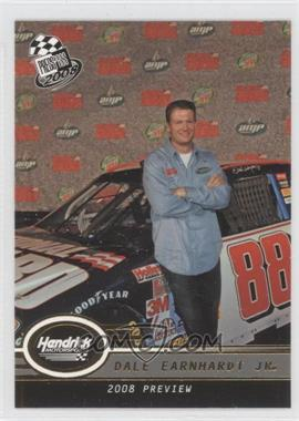 2008 Press Pass - [Base] - Gold #G105 - Dale Earnhardt Jr.